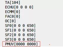 PMU board version number