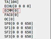 Error code of MM board