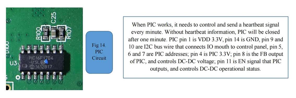 PIC Circuit