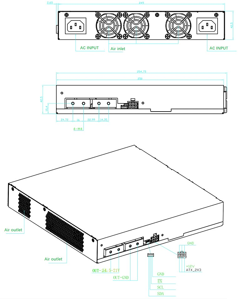 Appearance of APW9 Power Supply.jpg