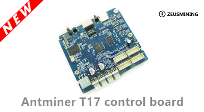 Antminer T17 control board